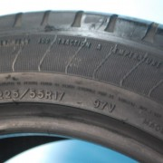 Goodyear Eagle LS2 2255517 pair 2