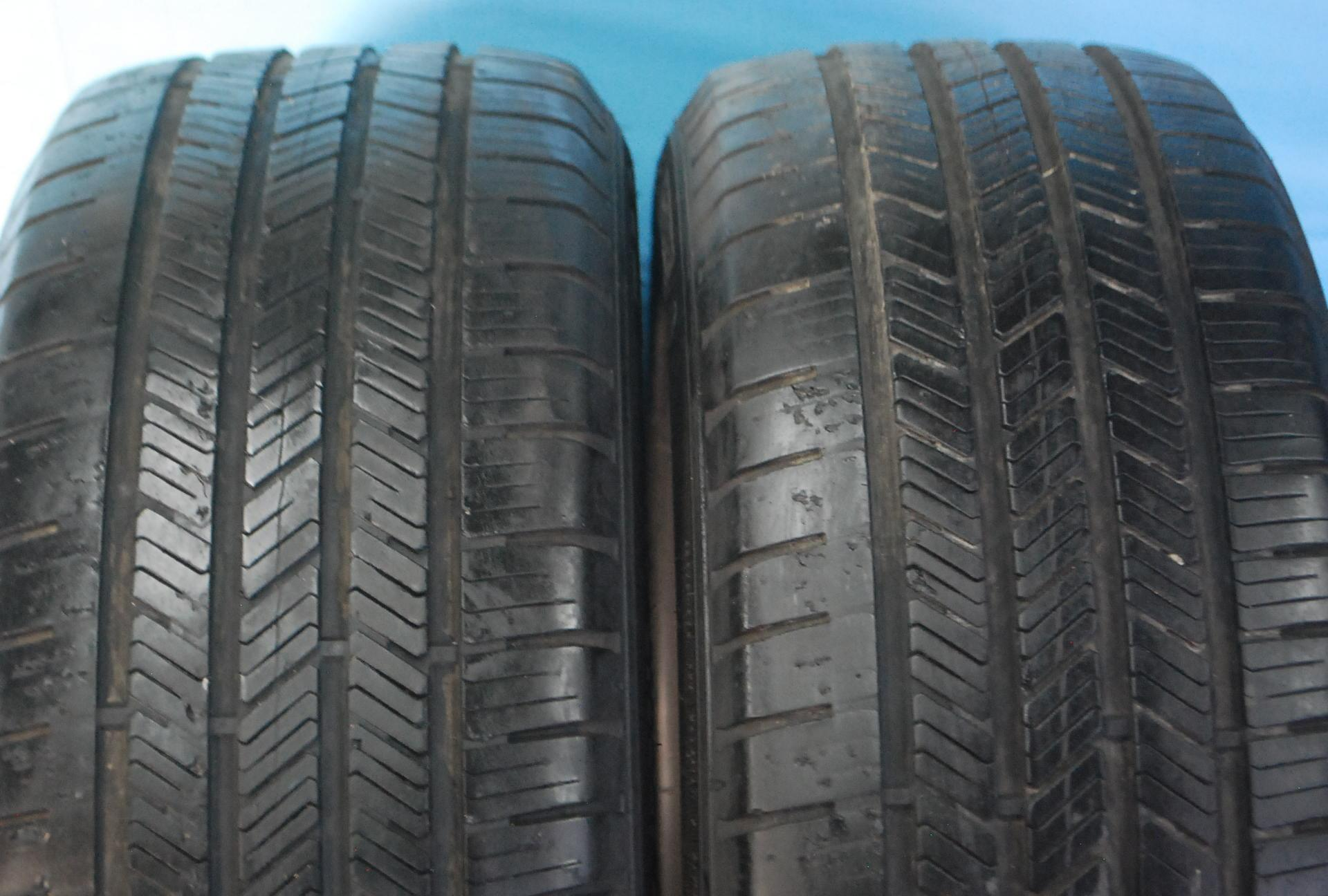 (2) Goodyear Eagle LS2 RunOnFlat 225/55R17 97V | Used Tire ... Goodyear