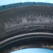 dunlop d401 hd 1508016 rear3