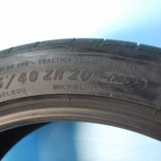 michelin pilot sport no 2554020 pair 2