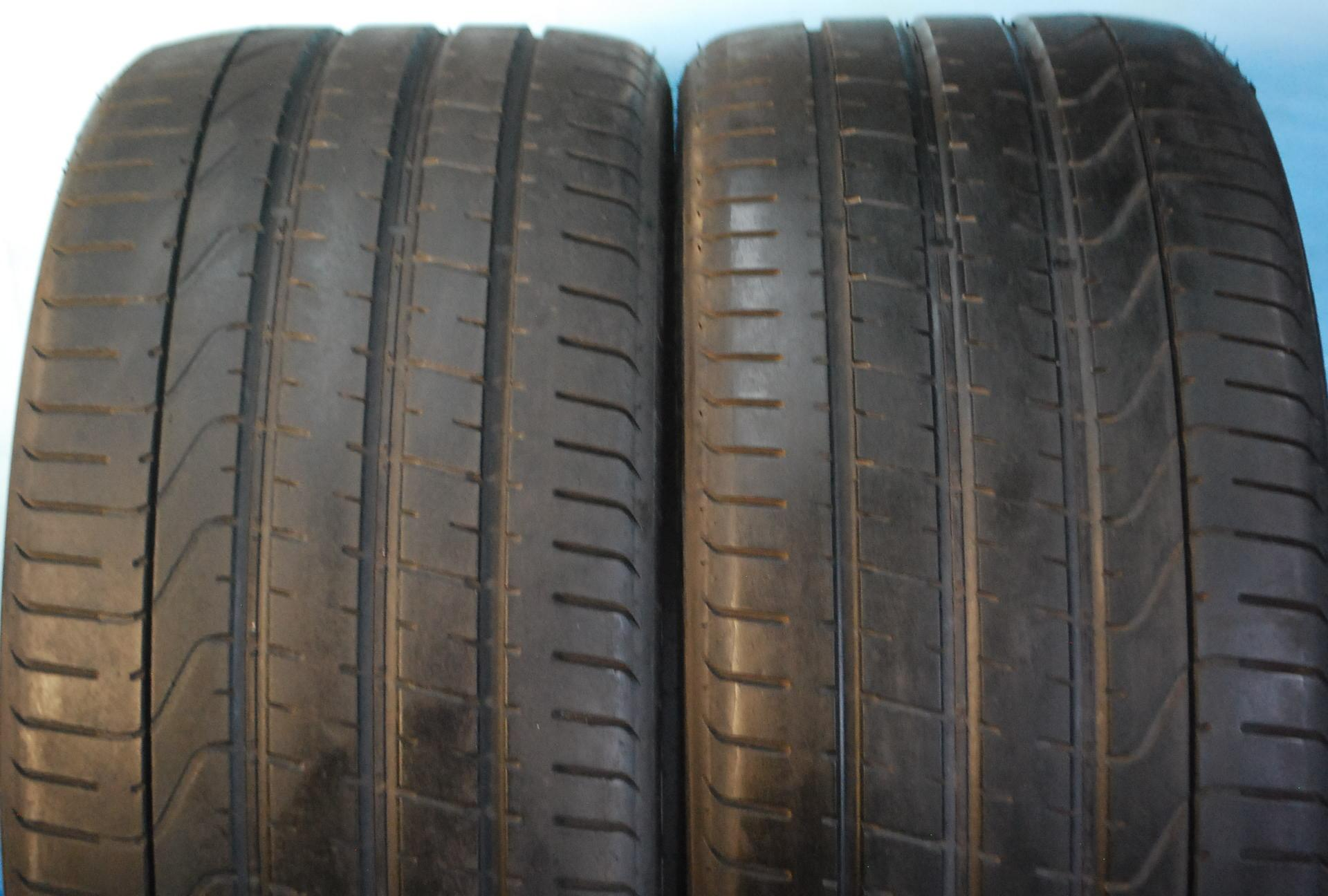 2 pirelli p zero n1 295 35r21 107y used tire sale. Black Bedroom Furniture Sets. Home Design Ideas